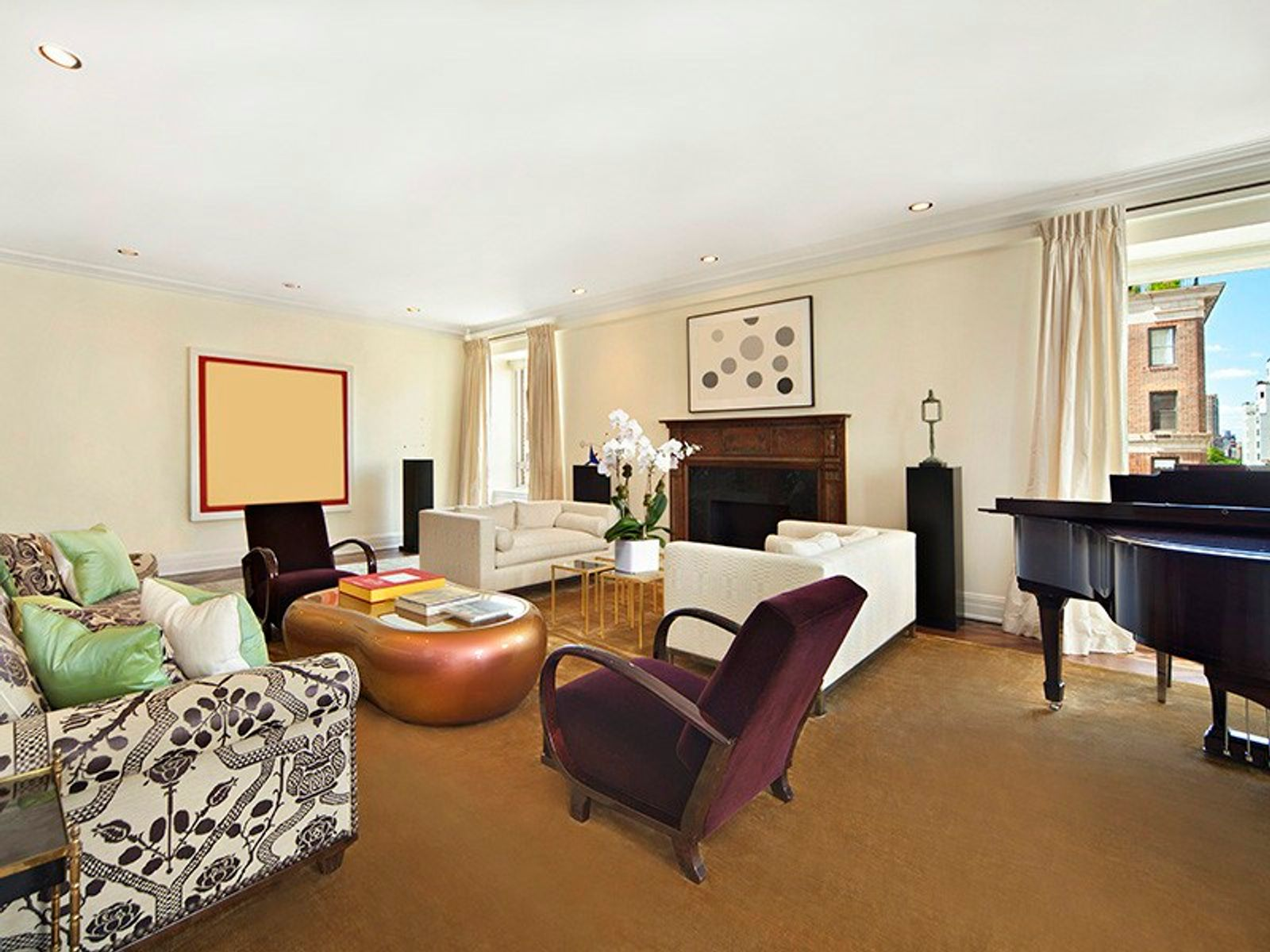 Spacious Splendor at 730 Park Avenue, New York NY Cooperative - New York City Real Estate