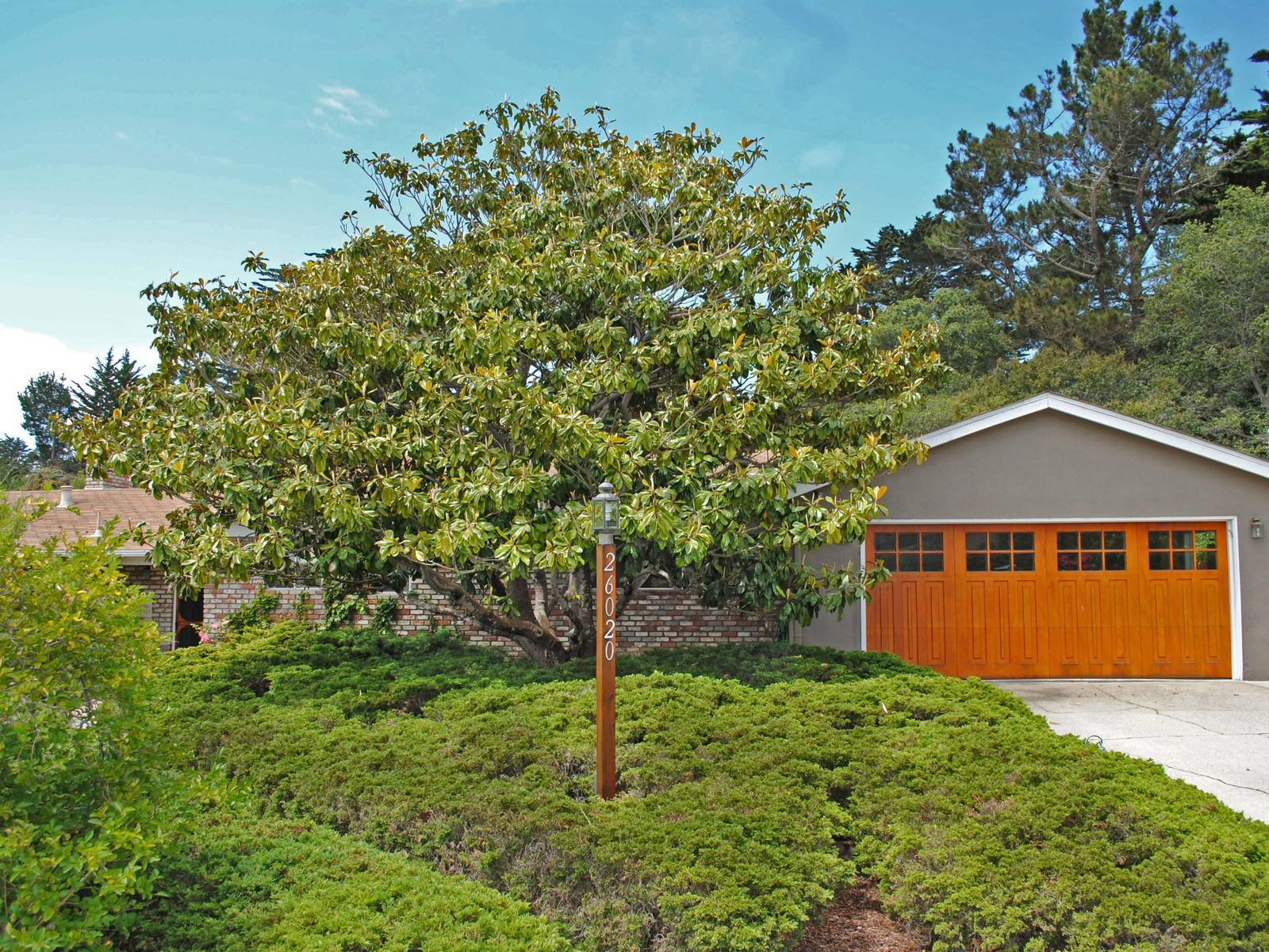 Four Bedroom Carmel Home on Cul-De-Sac, Carmel CA Single Family Home - Monterey Real Estate