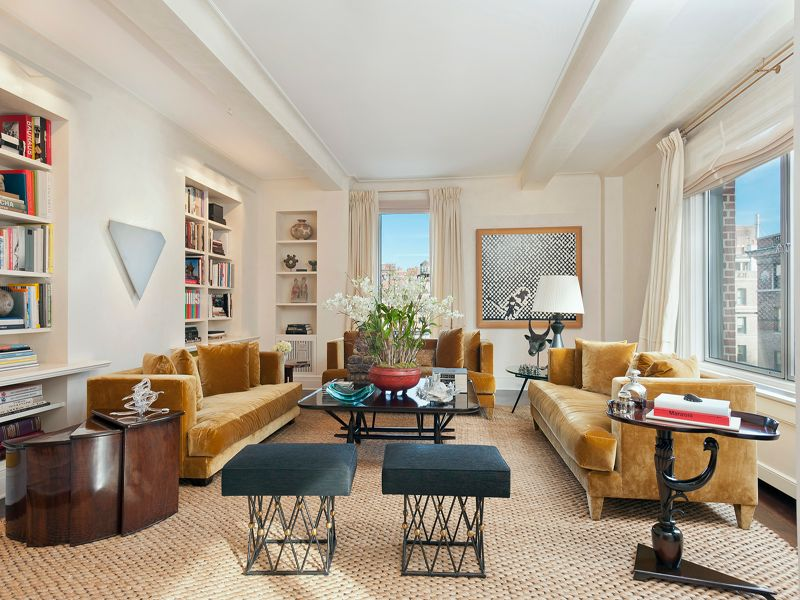 Glamorous Pre-War Duplex on East 72nd St
