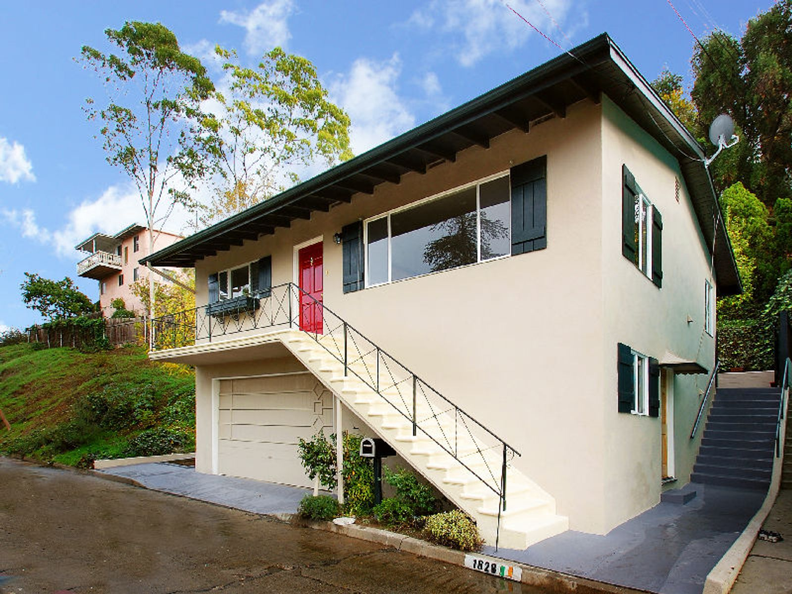 1628 North Easterly Terrace, Los Angeles CA Single Family Home - Los Angeles Real Estate
