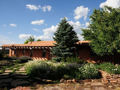 1401 Camino Cruz Blanca, Santa Fe NM Single Family Home - Santa Fe Real Estate