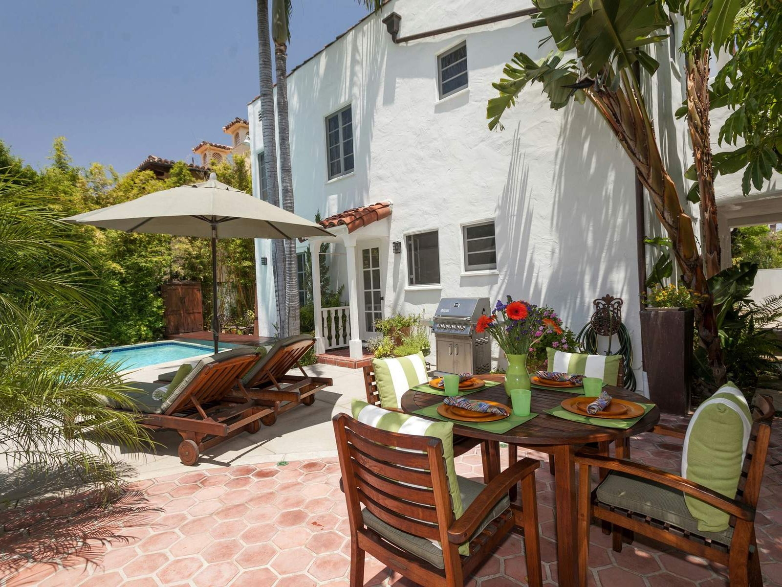A Touch of Spain in Beverly Hills
