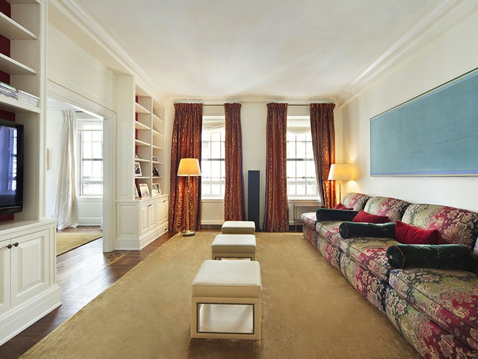 Spacious Splendor at 730 Park Avenue