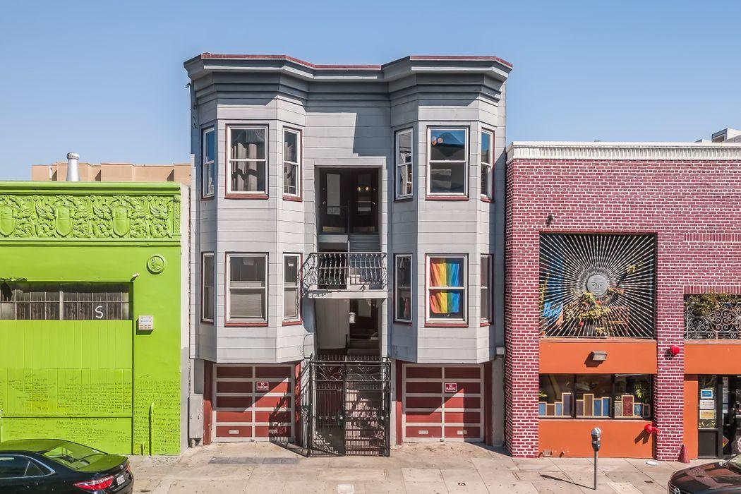 161 Capp St San Francisco, CA 94110