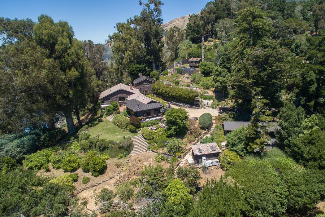 51400 Partington Ridge Road Big Sur, CA 93920