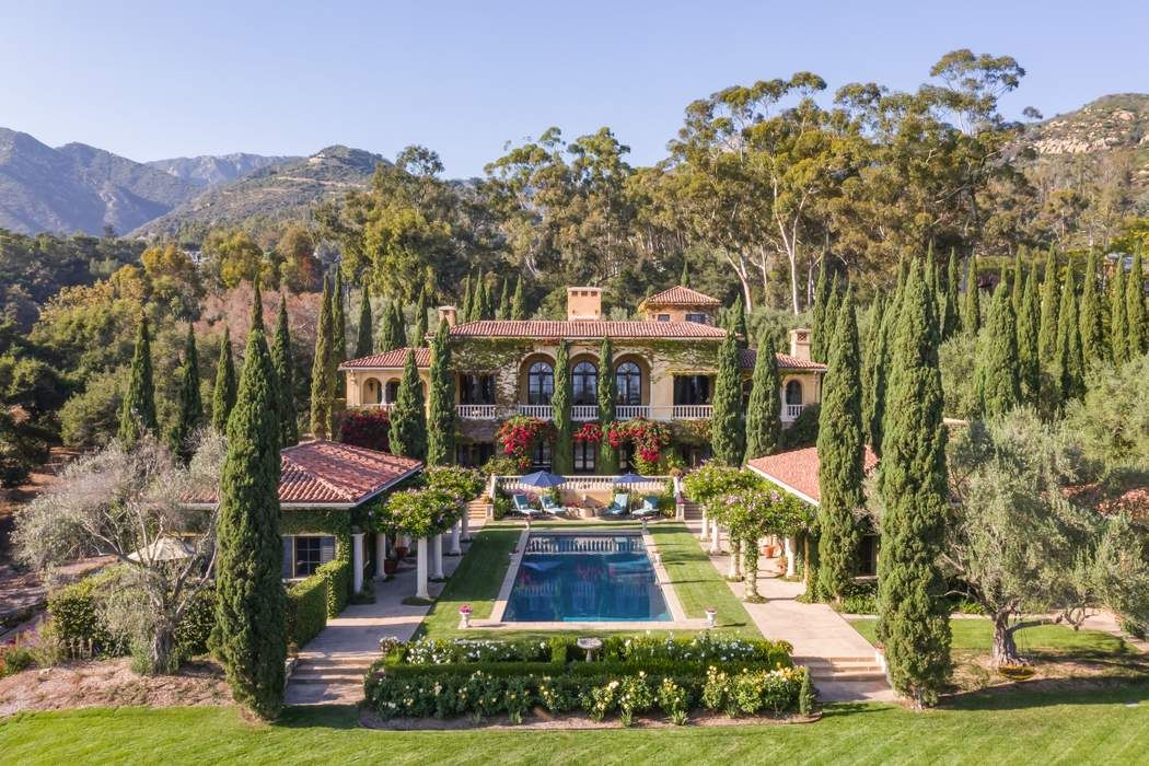 1015 E Mountain Drive Montecito, CA 93108