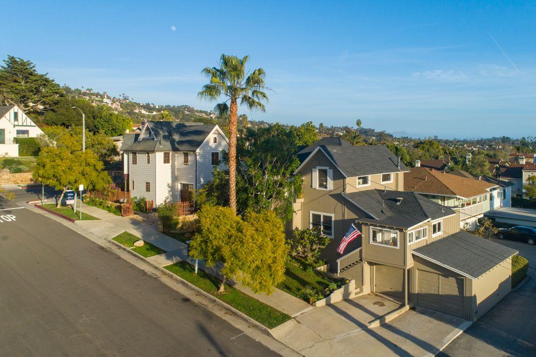 830, 836 & 840 Figueroa Street Santa Barbara, CA 93103