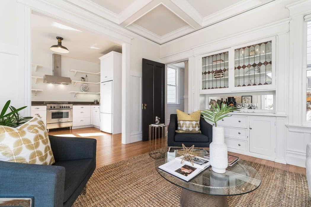Edwardian Chic Full-Floor Flat San Francisco, CA 94117