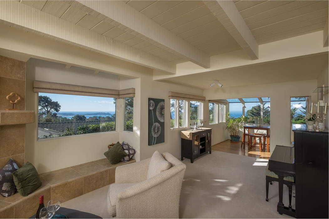 Sweeping Ocean Views in Carmel Woods Carmel, CA 93923