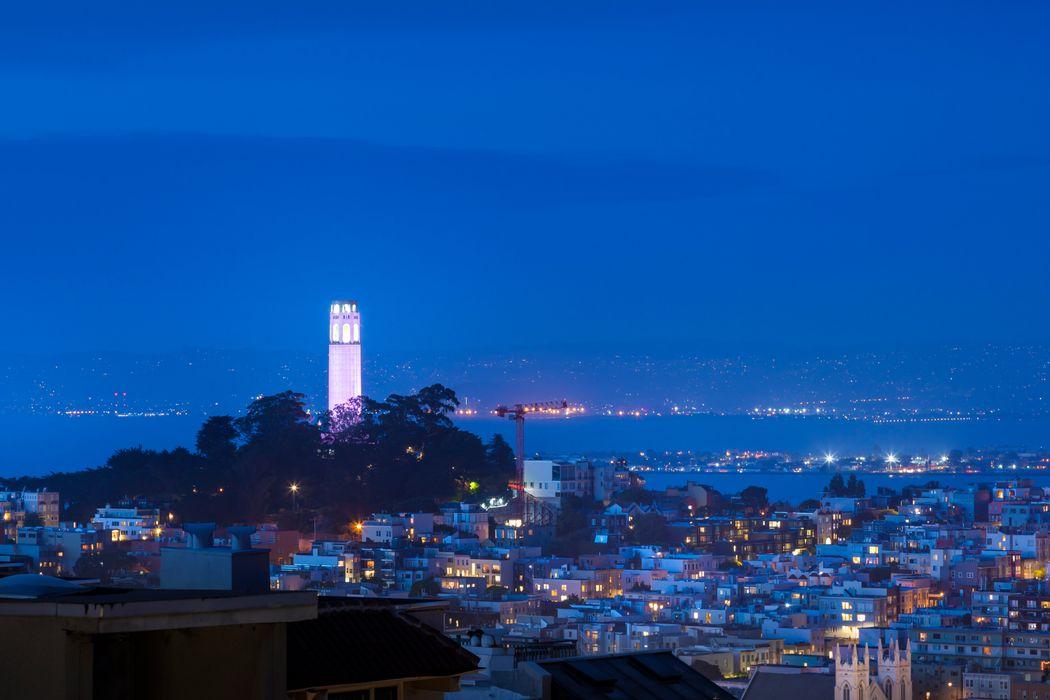 Nob Hill's Crown Jewel San Francisco, CA 94109