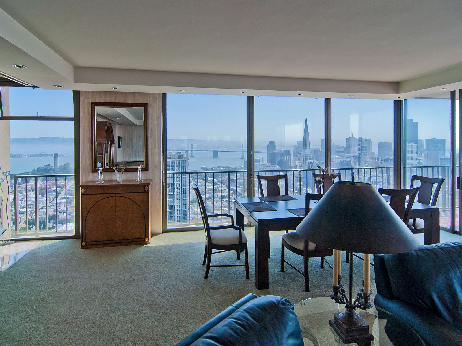 Spectacular Russian Hill View Condo