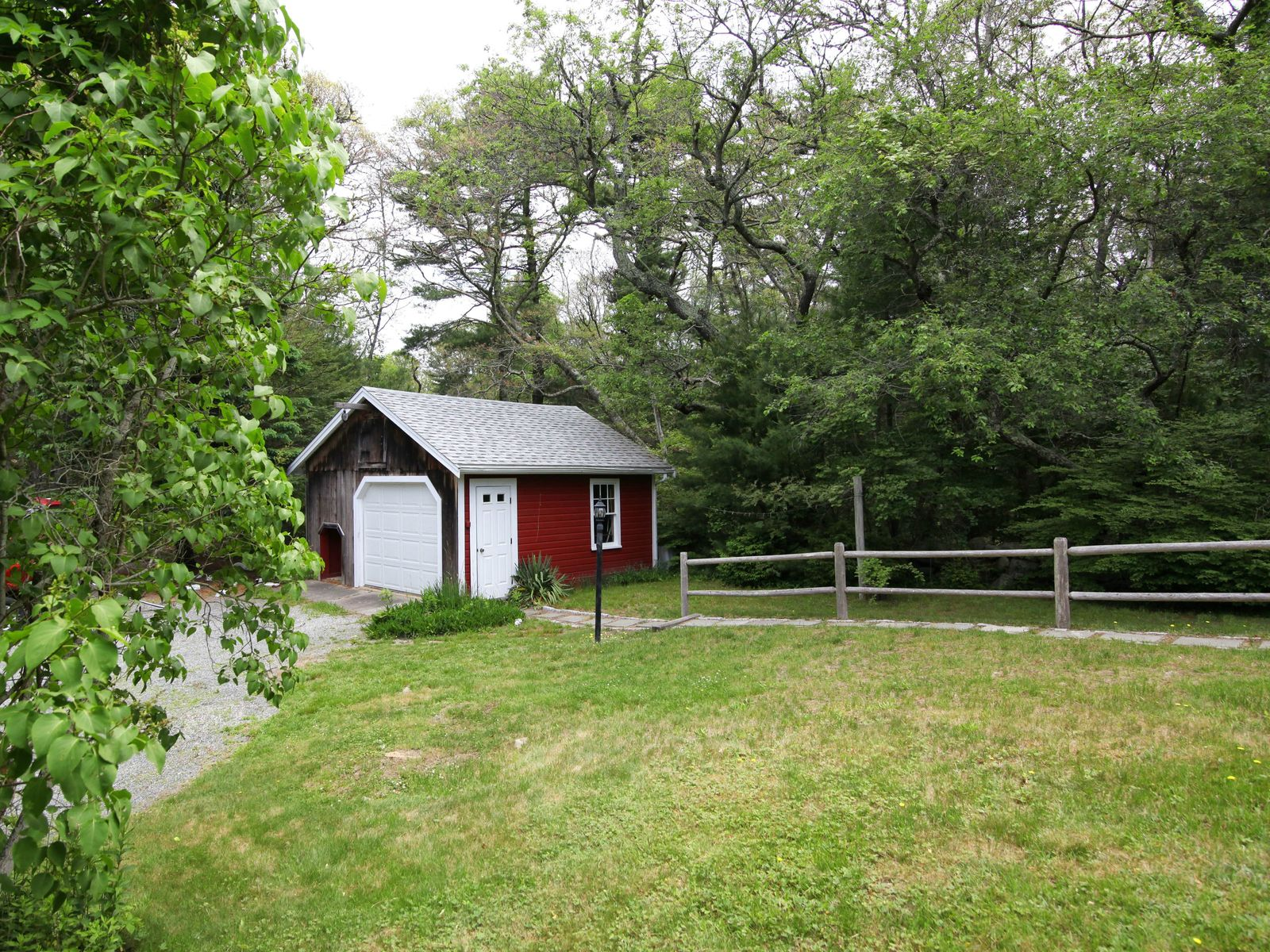 Almost an Acre of Land with Opportunity