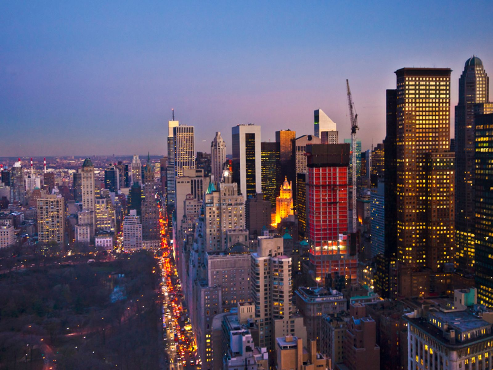 80 Columbus Circle, New York NY Condominium - New York City Real Estate