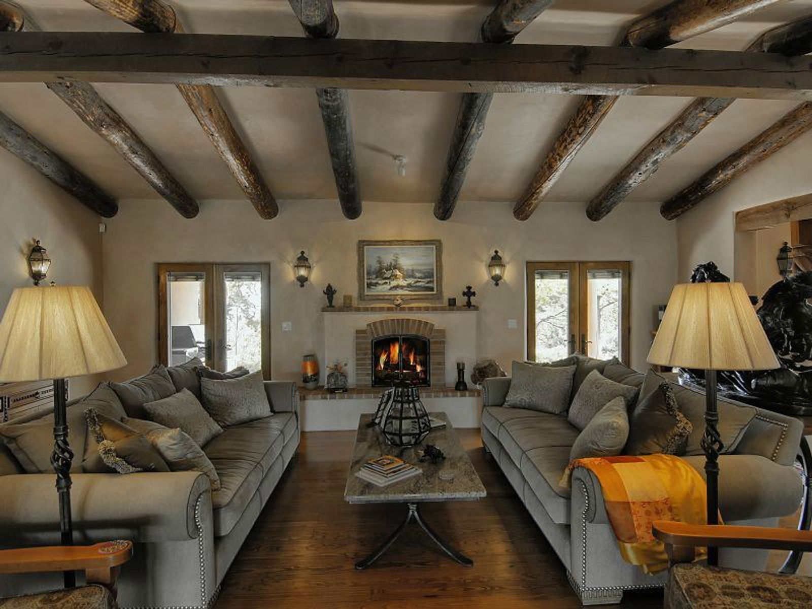 1267 Spanish Hill, Santa Fe NM Single Family Home - Santa Fe Real Estate