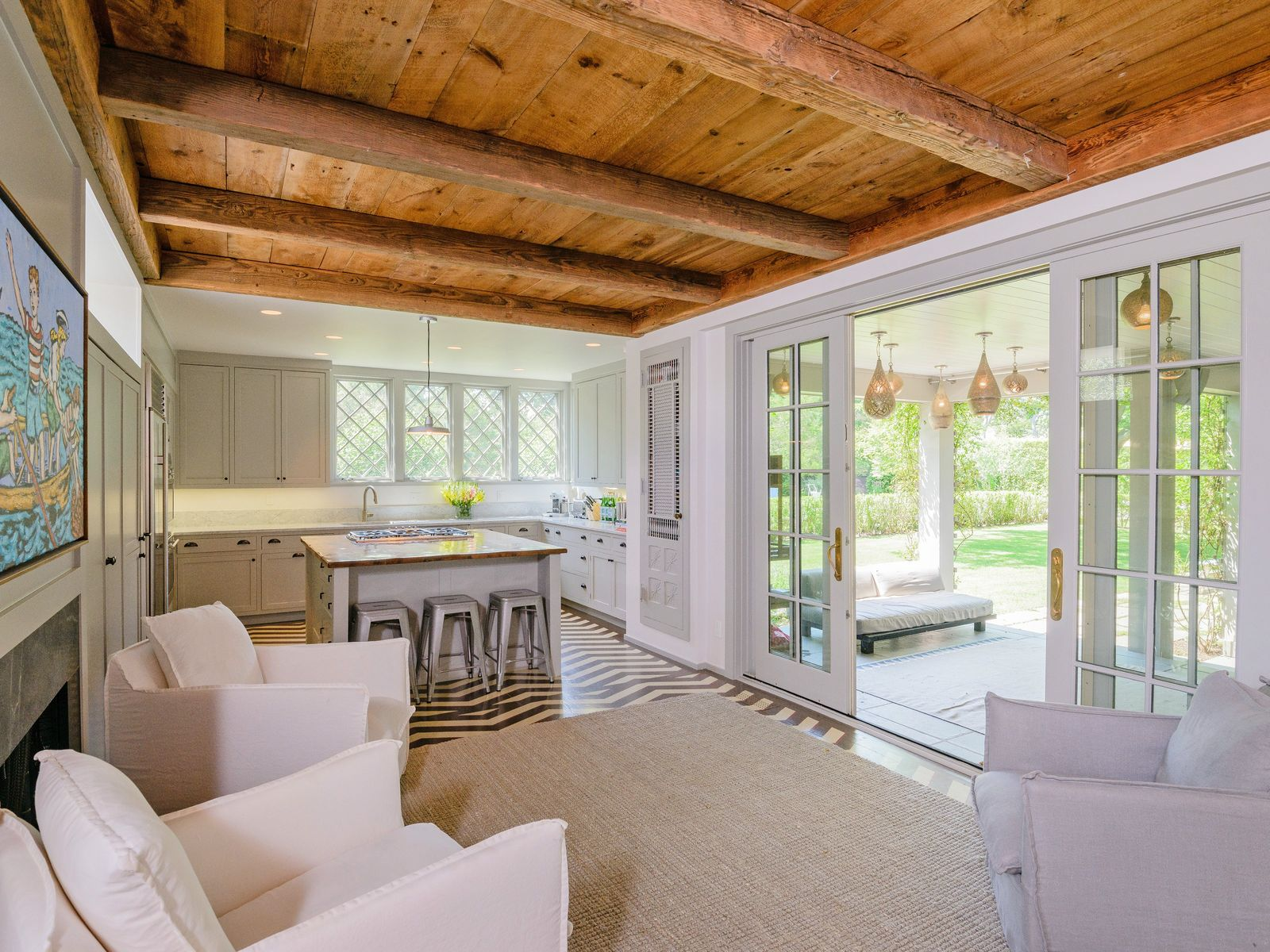 Private Oasis, Coveted Georgica Road