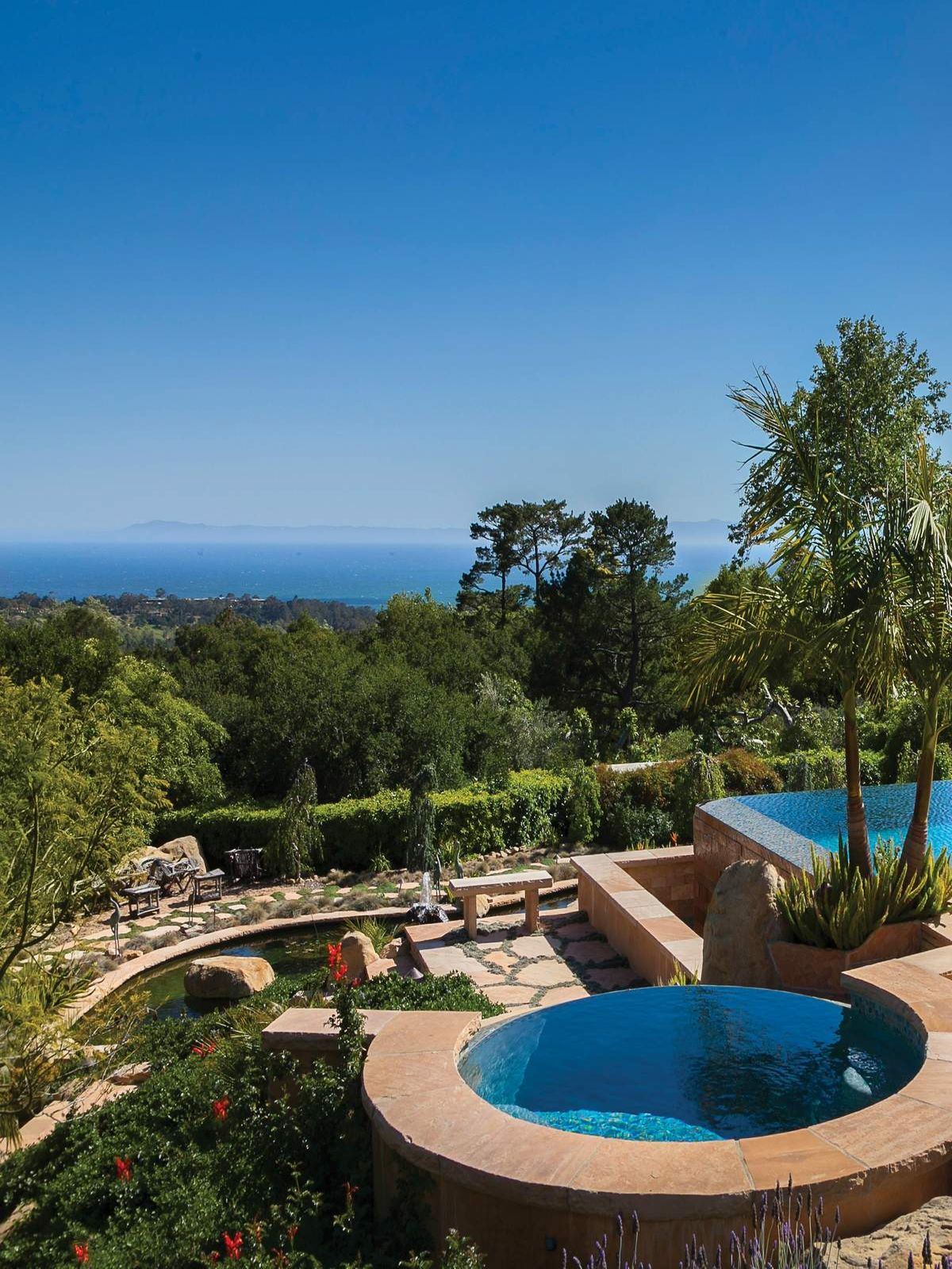 910 Buena Vista Drive, Montecito CA Single Family Home - Santa Barbara Real Estate