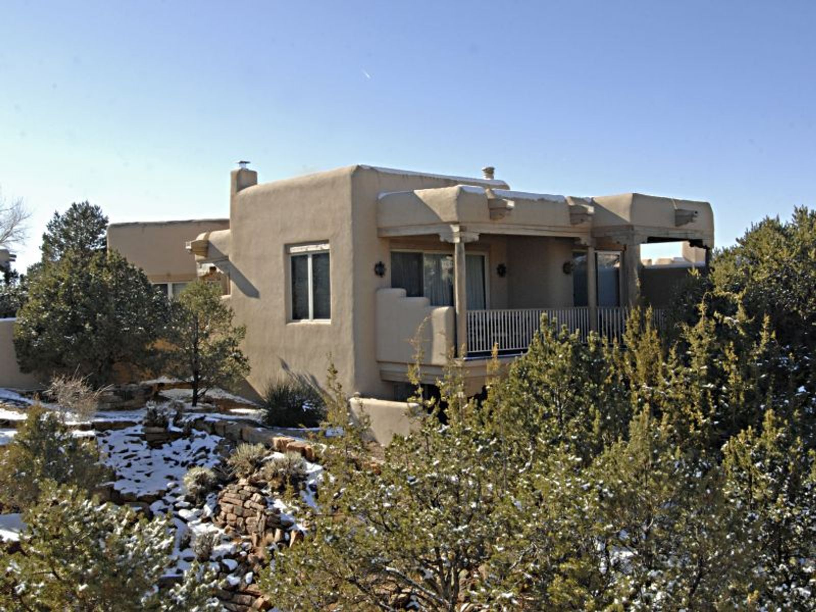 507 Los Nidos, Santa Fe NM Townhouse - Santa Fe Real Estate