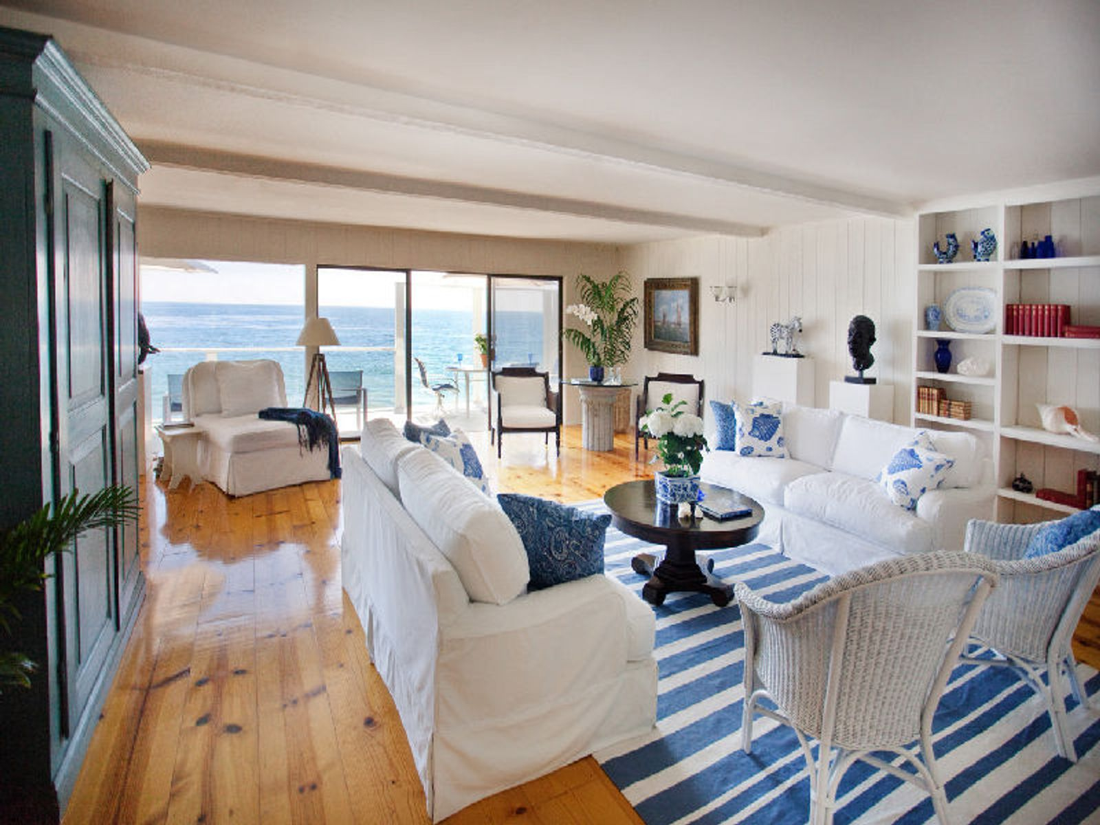 Charming Cape Cod Inspired Beach Home