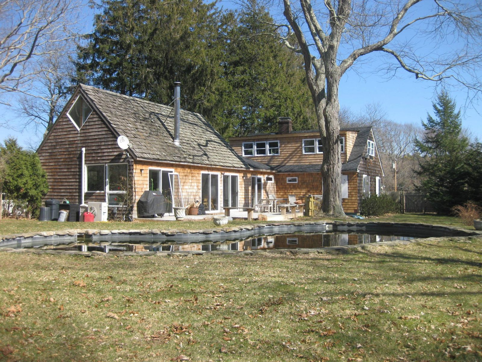 Country Living In East Hampton Village
