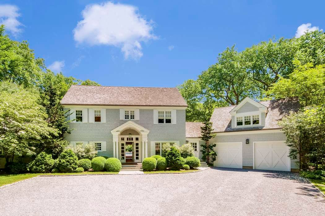 Rare East Hampton Offering with Tennis