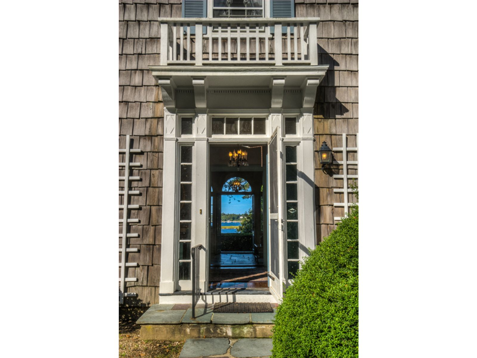 Oyster Harbors Classic Seaside Colonial