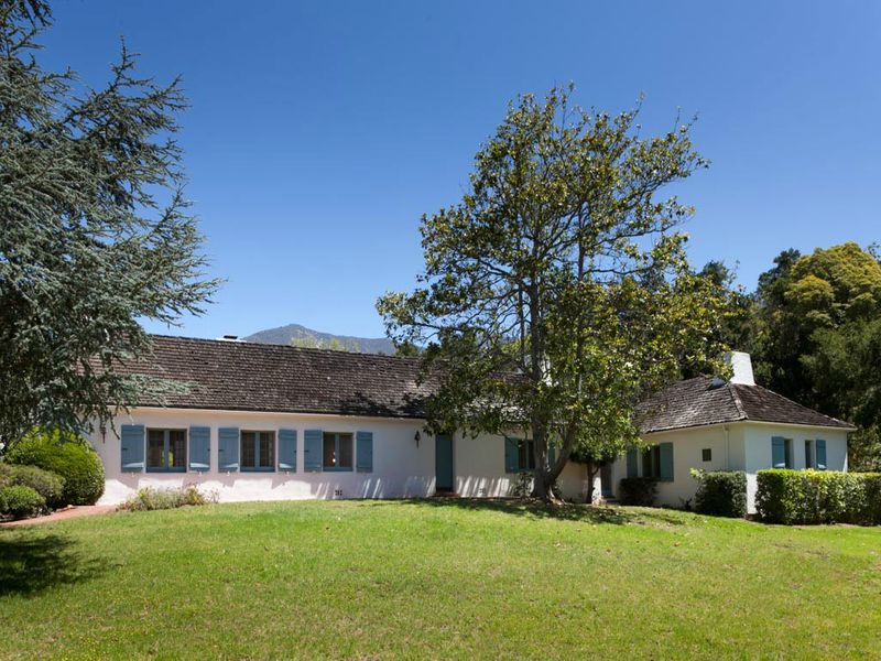 Original G. W. Smith Montecito