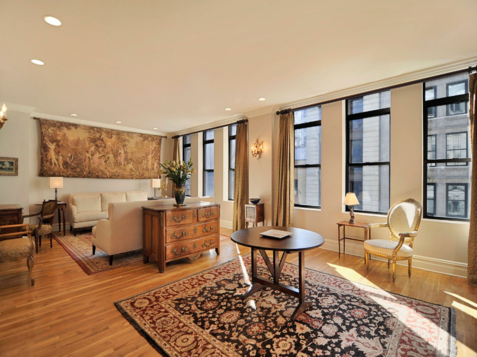 A Touch Of Provence in Flatiron, New York NY Condominium - New York City Real Estate