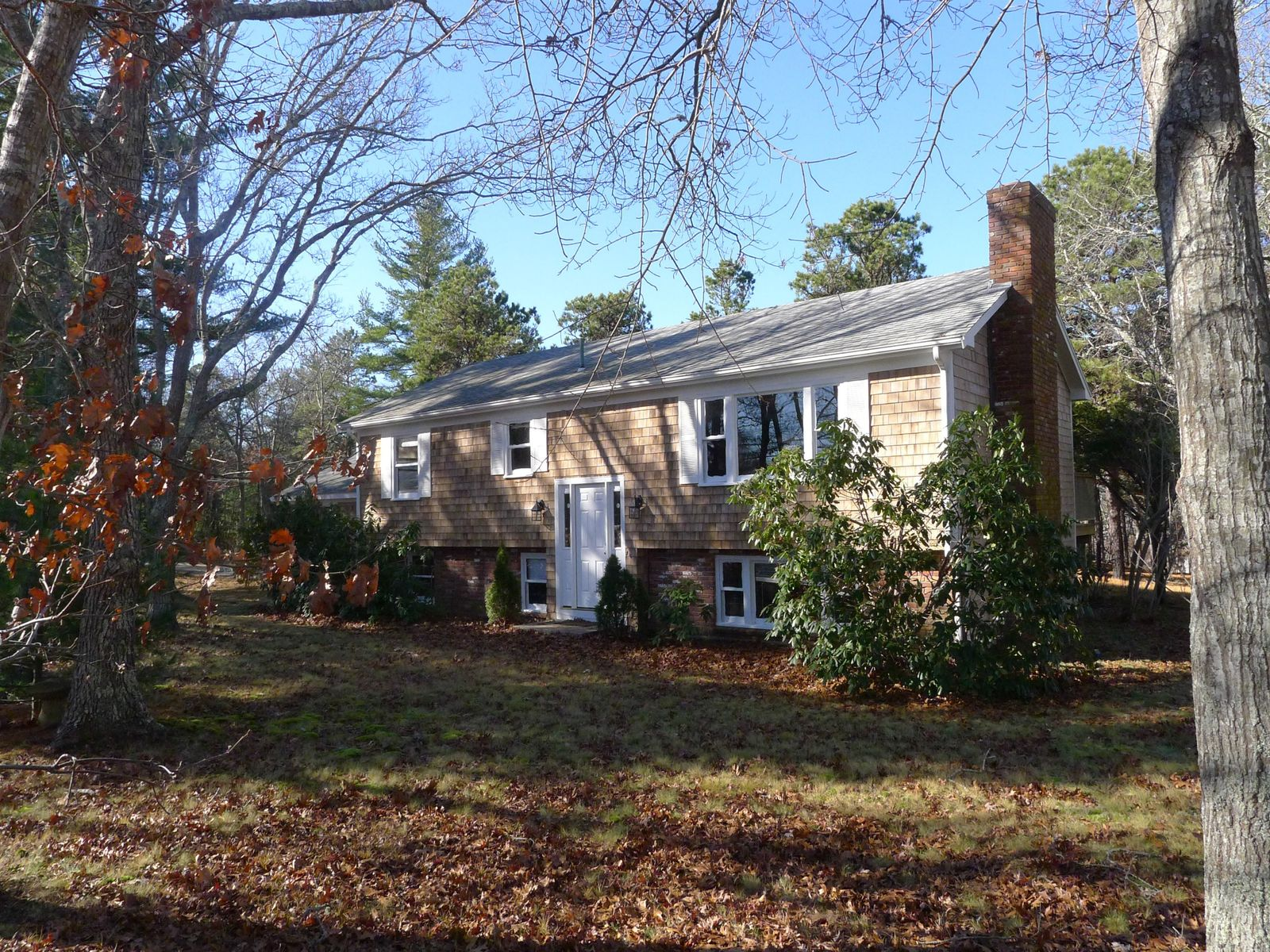 Nearly an Acre with Water Access, East Falmouth MA Single Family Home - Cape Cod Real Estate