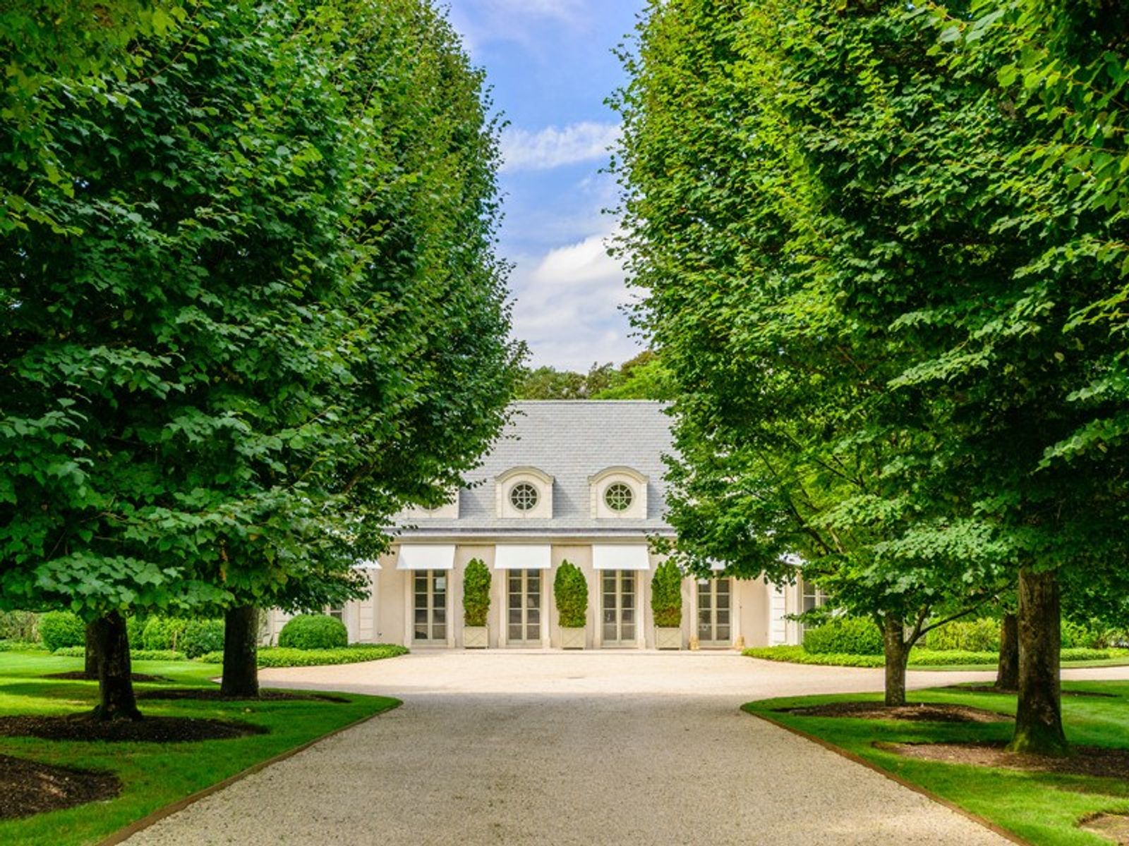 Designer's French Pavilion, East Hampton NY Single Family Home - Hamptons Real Estate