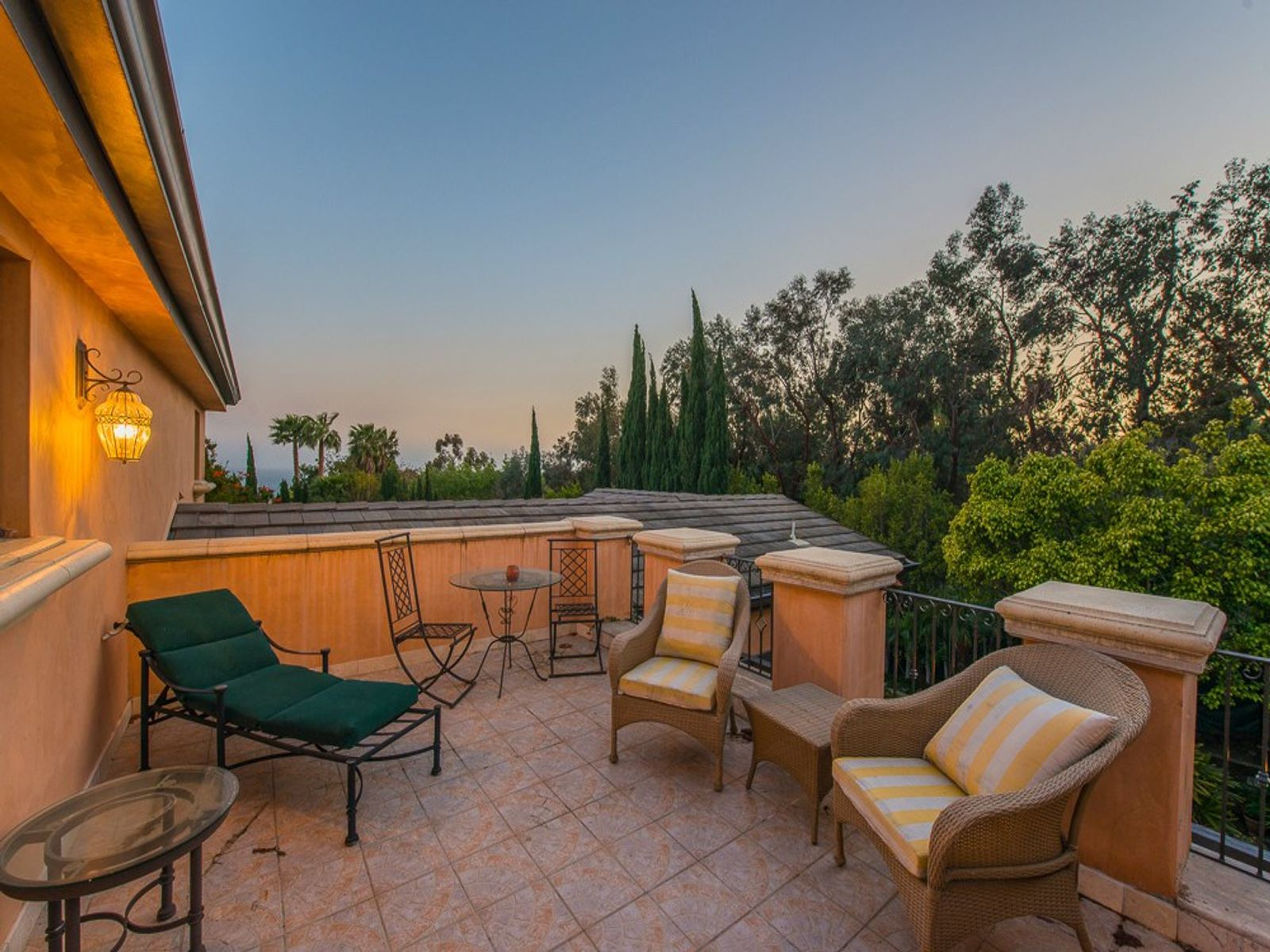 Classic Garden Villa