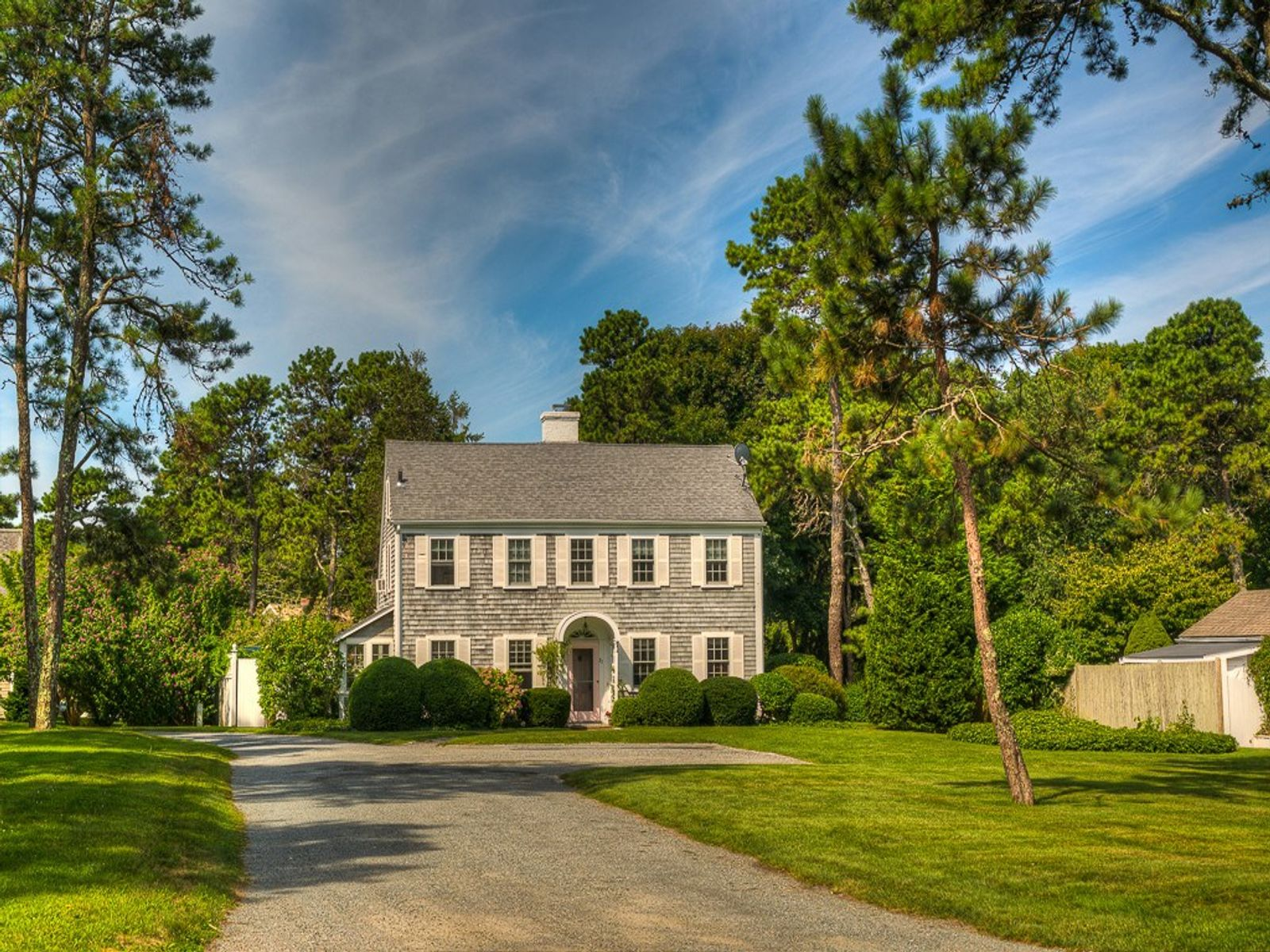 West Bay Regatta Watch, Osterville MA Single Family Home - Cape Cod Real Estate
