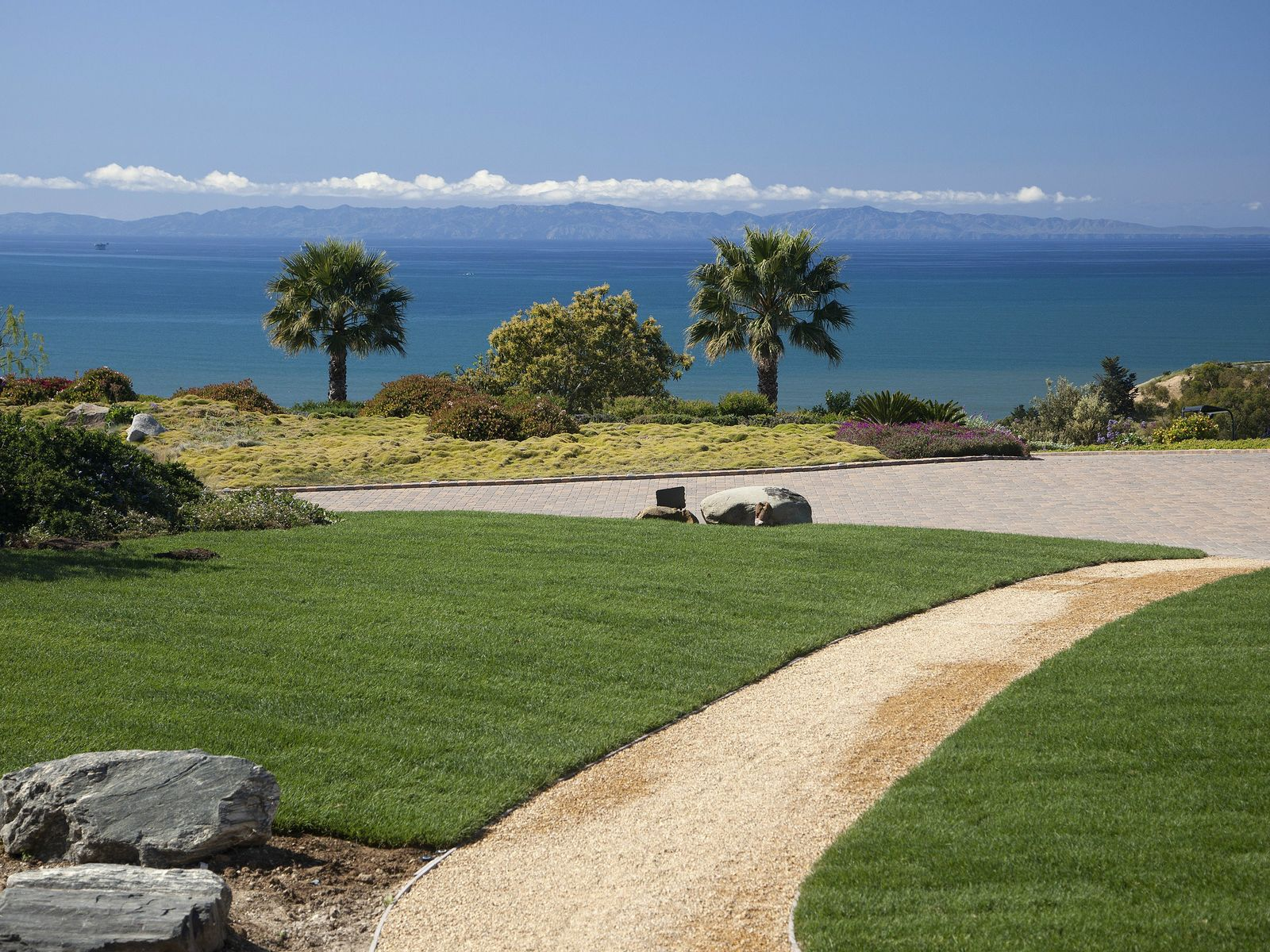 Ocean View Showcase, Santa Barbara CA Single Family Home - Santa Barbara Real Estate