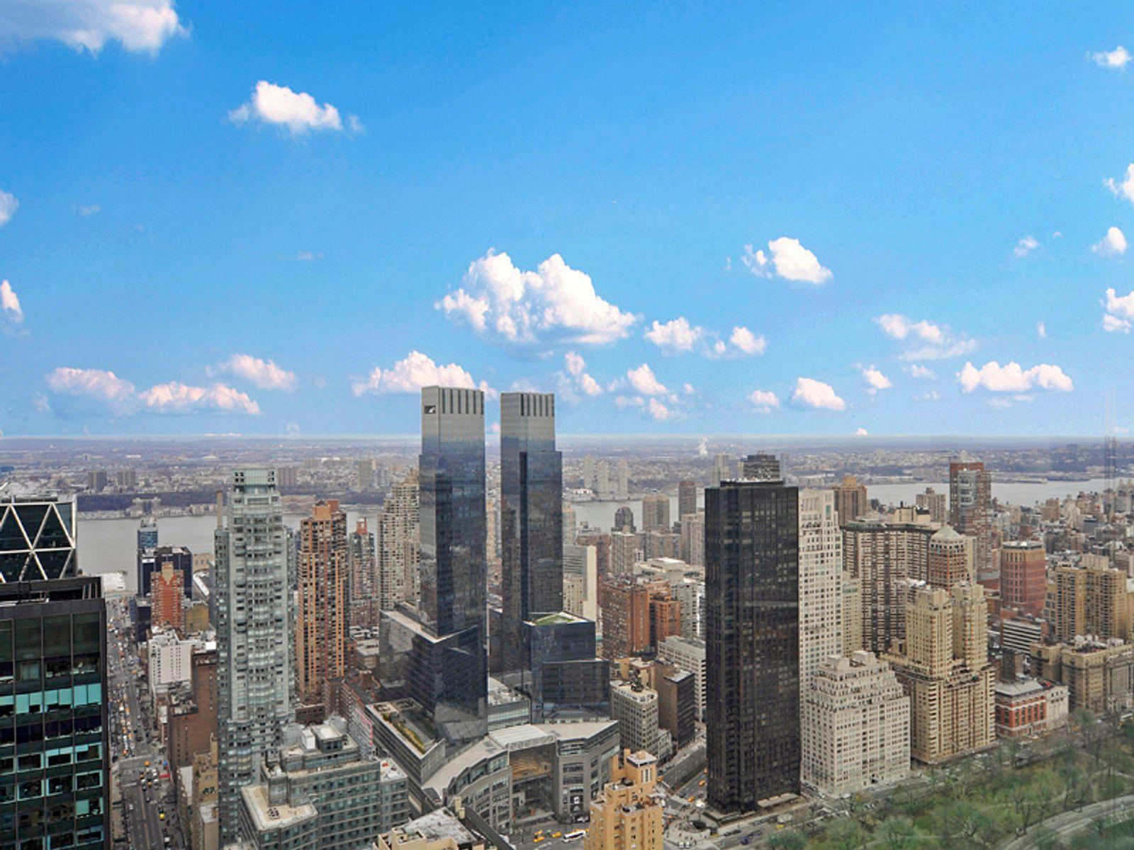 146 West 57th Street Penthouse Duplex