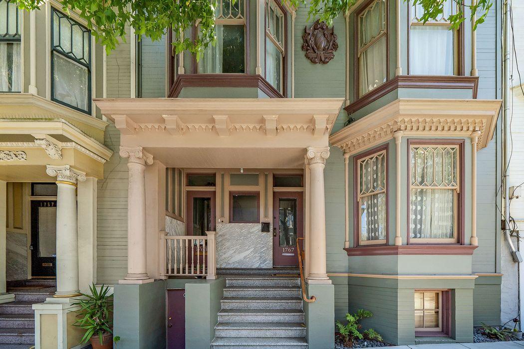 Classic Edwardian Duplex in NOPA San Francisco, CA 94117