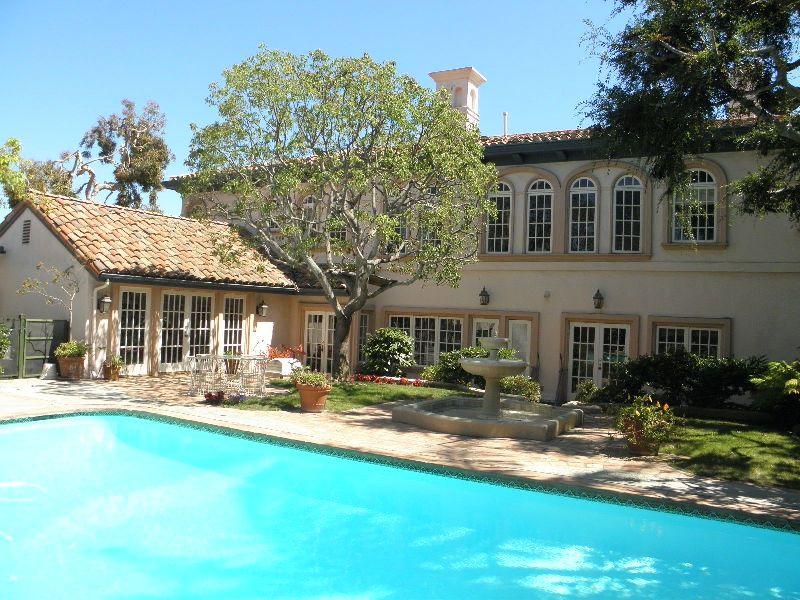 Palisades Huntington Mediterranean Villa