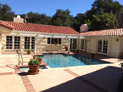 Single Story North Ranch Home, Westlake Village CA Single Family Home - Los Angeles Real Estate