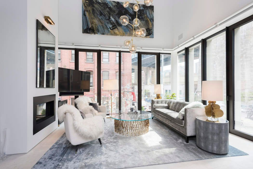 Sun-Filled Dumbo Townhouse Stunner