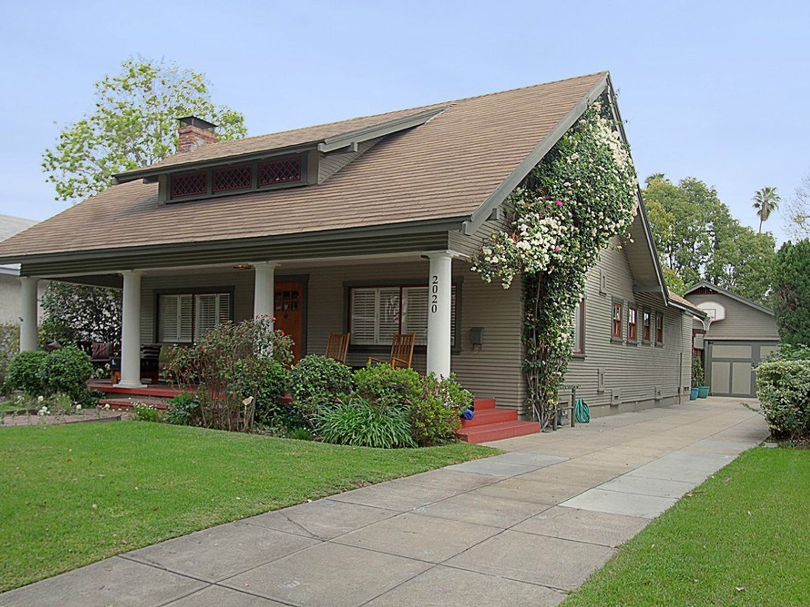 California Bungalow, South Pasadena CA Single Family Home - Pasadena Real Estate