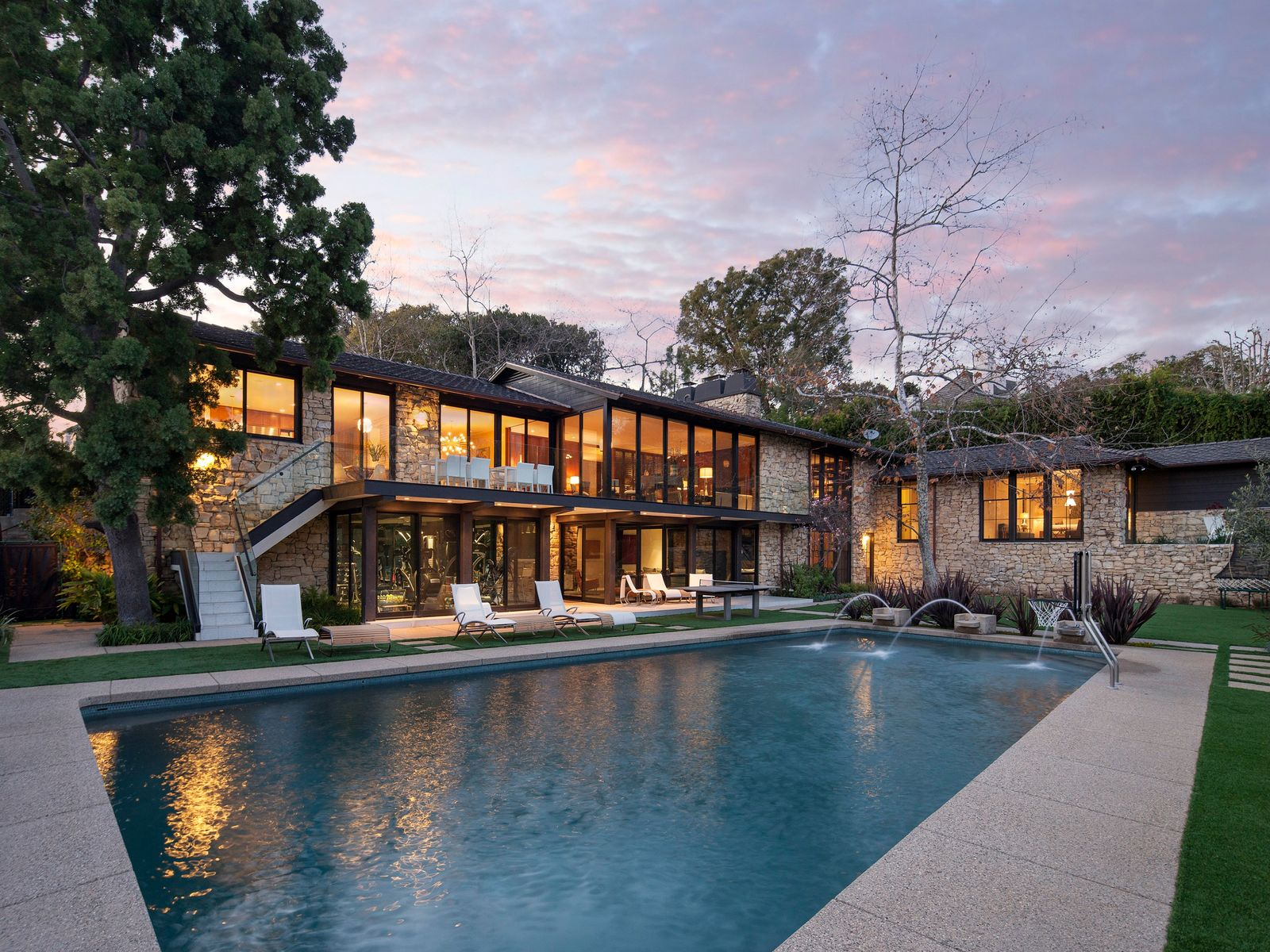 Mid-Century Masterpiece , Pacific Palisades CA Single Family Home - Los Angeles Real Estate