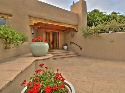 56 Polmood Farm Road, Santa Fe NM Single Family Home - Santa Fe Real Estate