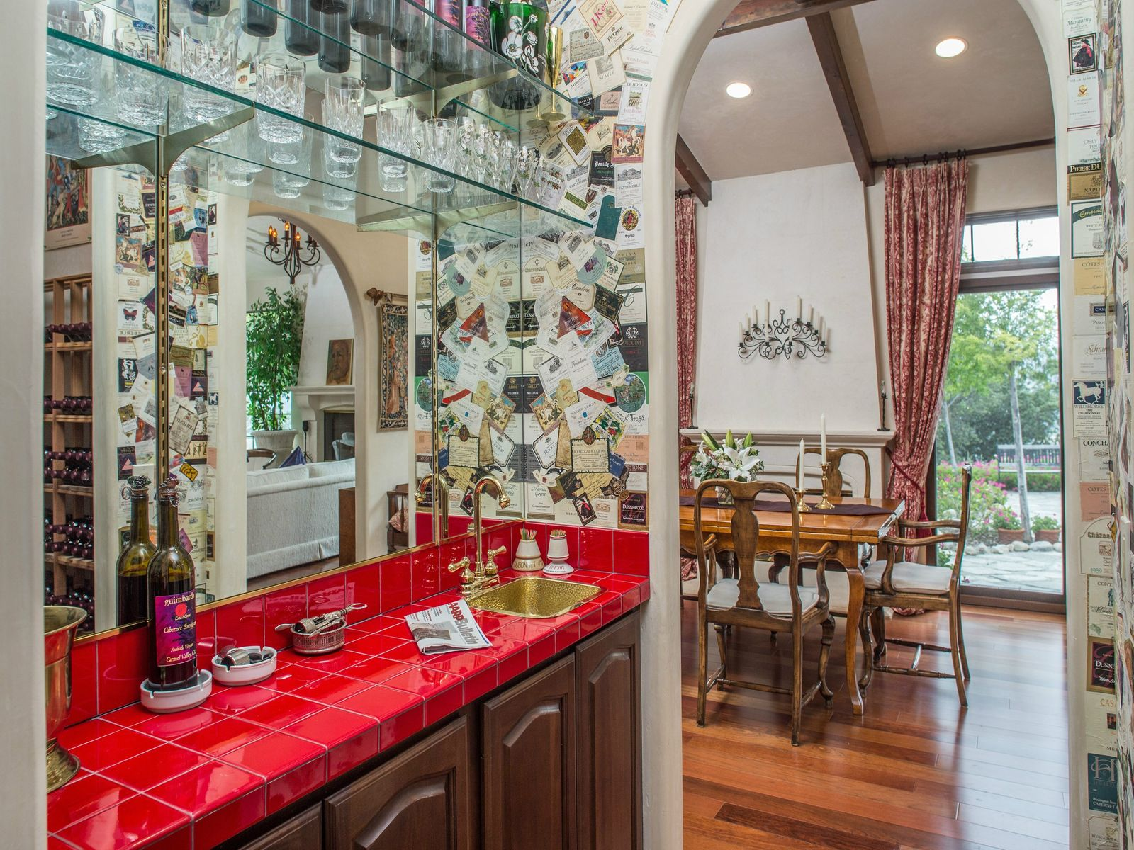 Sensational Carmel Valley Wine Estate
