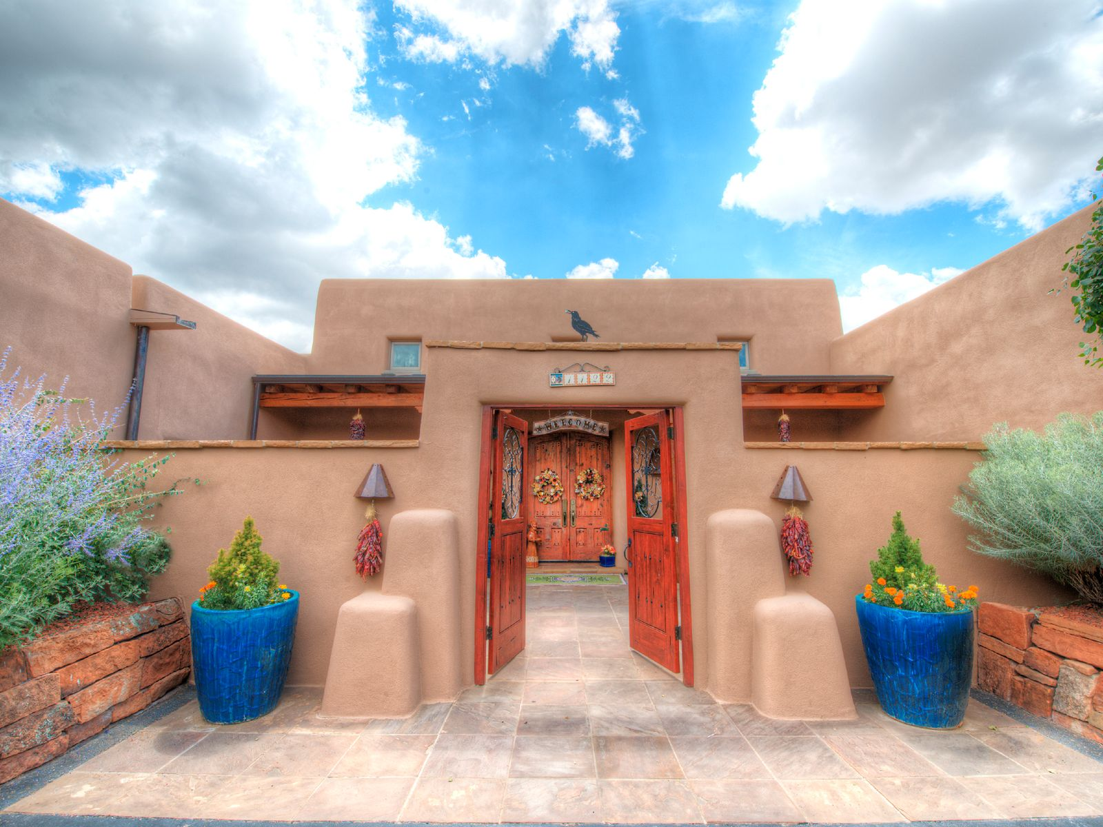 1122 Piedra Rondo, Santa Fe NM Single Family Home - Santa Fe Real Estate