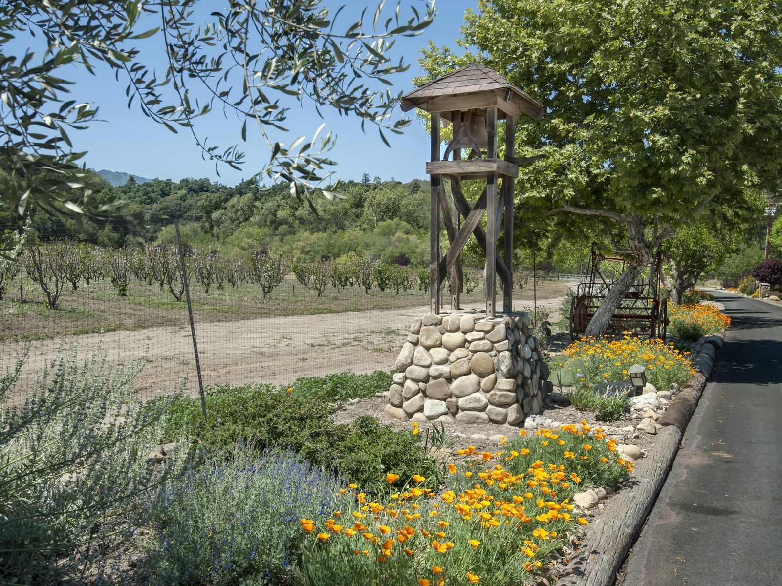 Historic Old Creek Ranch and Winery