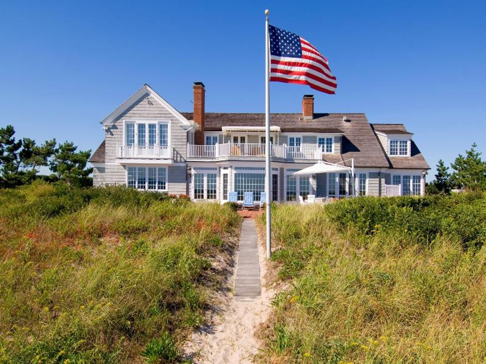 World Class Oceanfront in Southampton