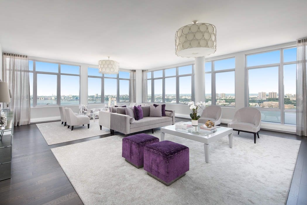 50 Riverside Boulevard PH1A New York NY 10069