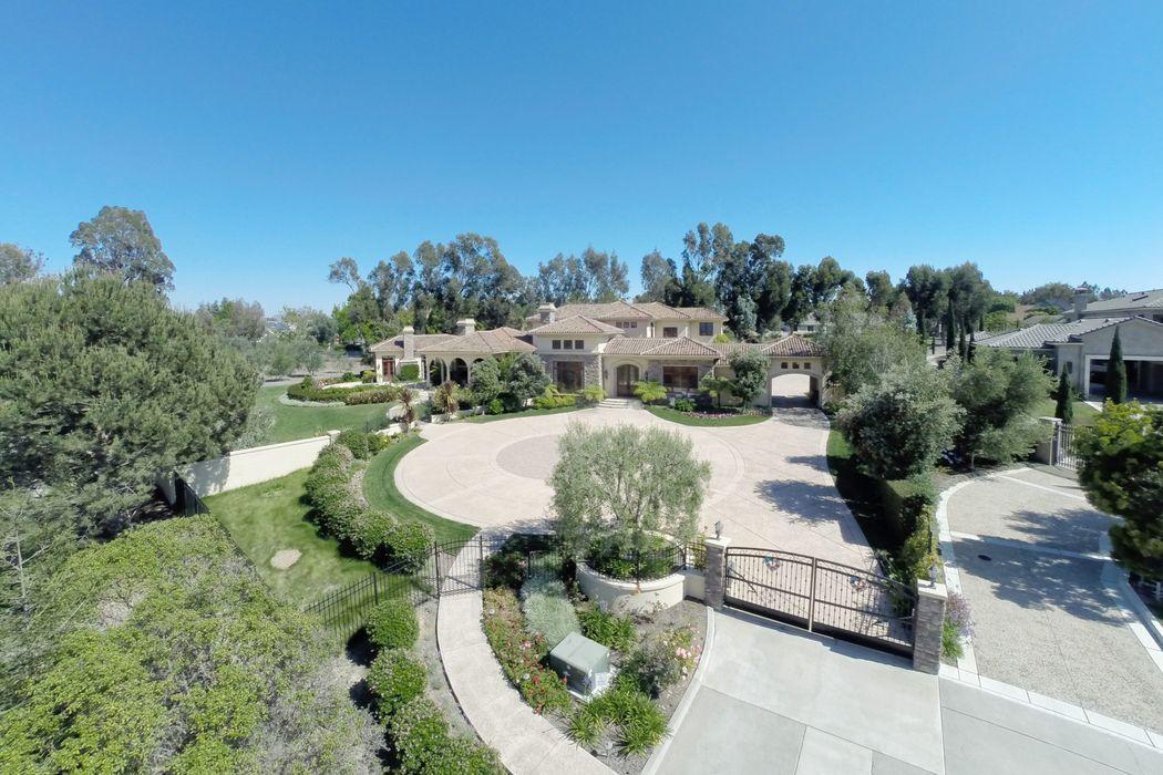 Elegant Custom Estate In Spanish Hills Camarillo, CA 93010
