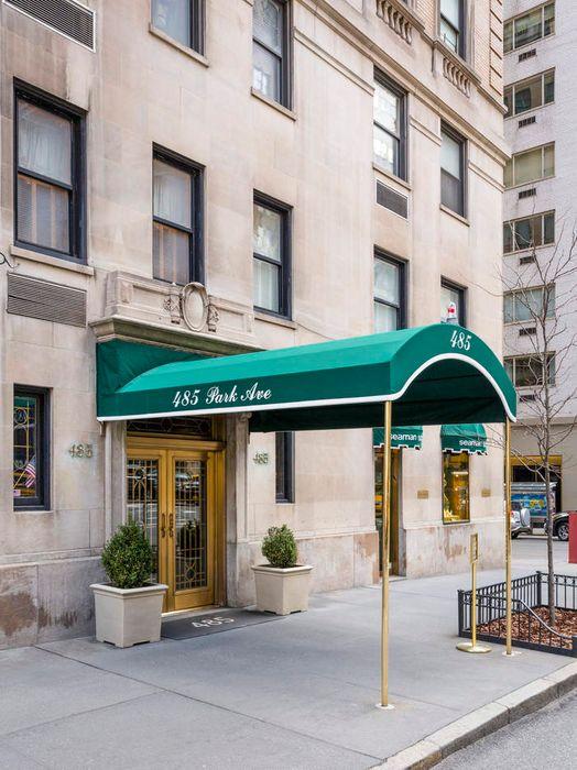 485 Park Avenue New York, NY 10022