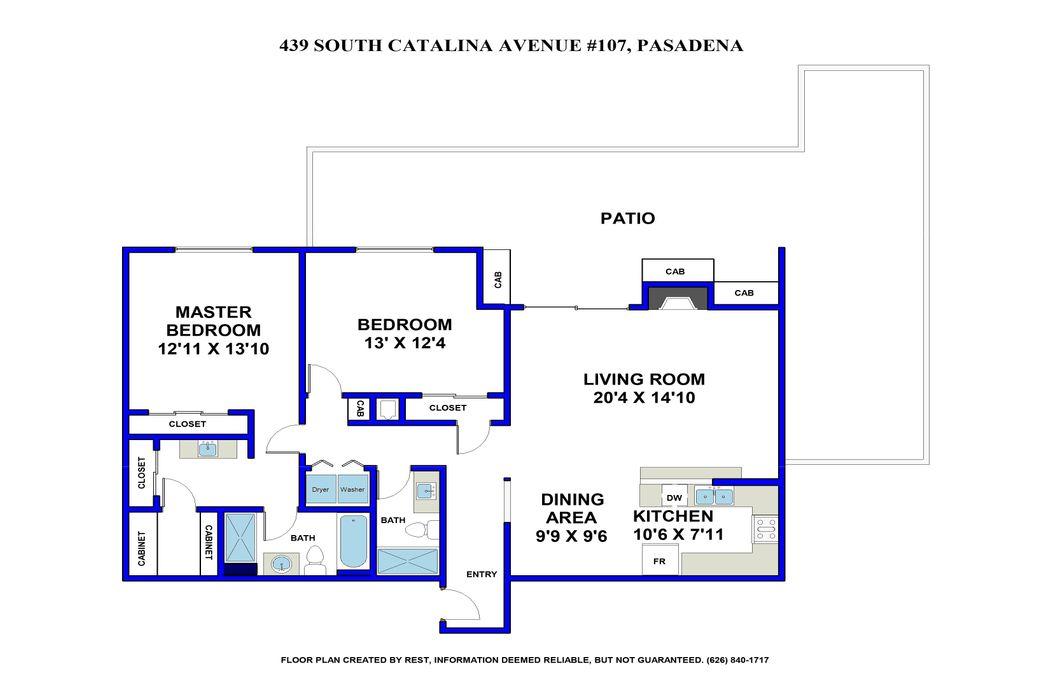 439 South Catalina Avenue Pasadena, CA 91106