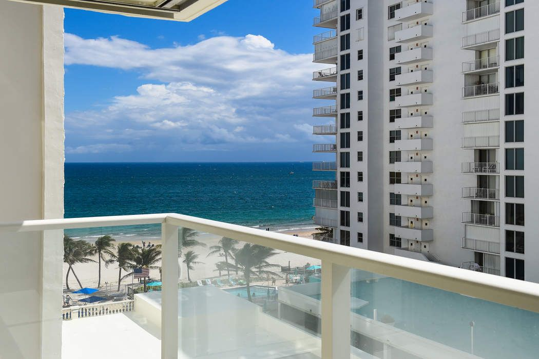 Pompano Beach Ocean Front Views