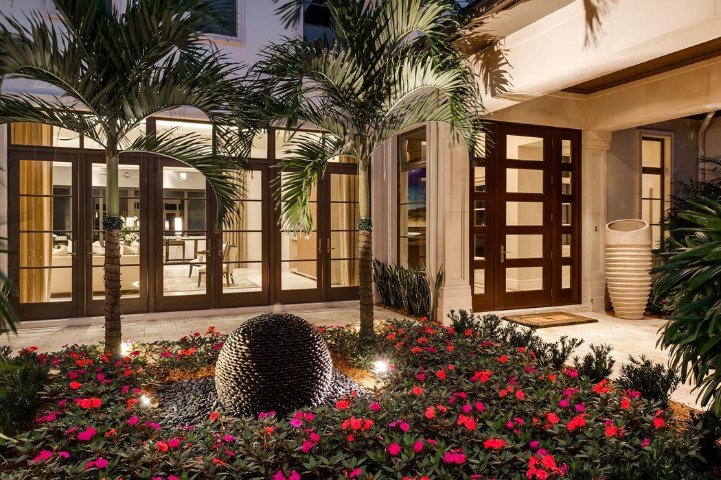 Merveilleux Award Winning New Construction, Old Palm